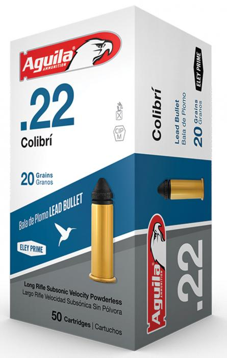 Aguila 1b222337 Colibri 22 Long Rifle