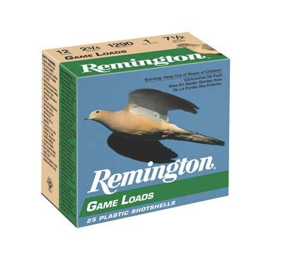 Rem Promo Game Loads 12 ga