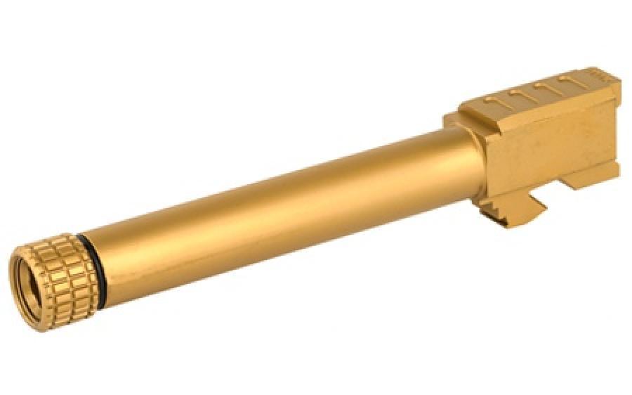 Ggp Bbl For Glock 17 Threaded