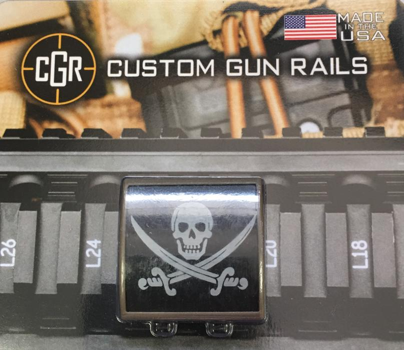 Custom Gun Rails Lea035scs