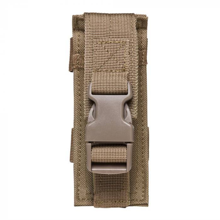 Single Pistol Mag Pouch - Tan