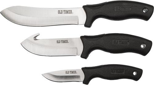 Old Timer Knife 3-pc Hunt Pack
