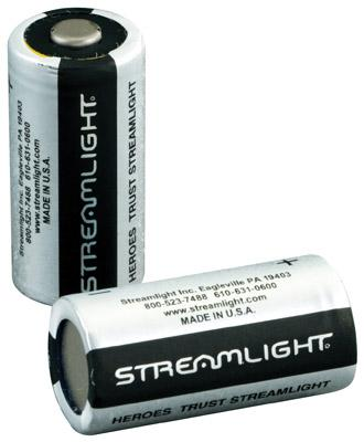 Streamlight Scorpion Flashlight/accessories (2) 3V Bateries
