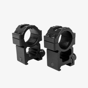 "TF 1"" Ring Mount Tall Blk"