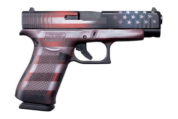 Glk 48 9mm Pst Bw Flag