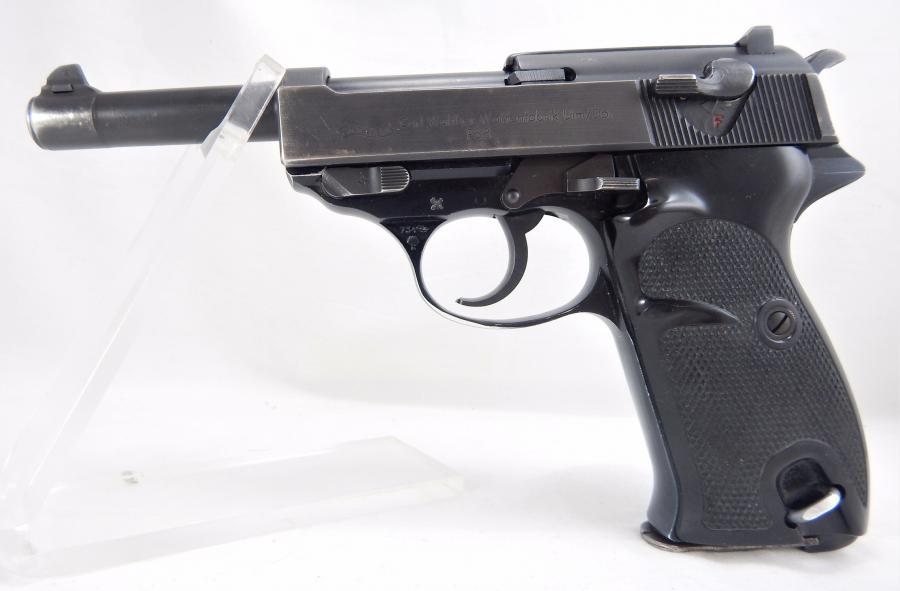 Carl Walther Waffenfabrik Ulm/do P38 9mm