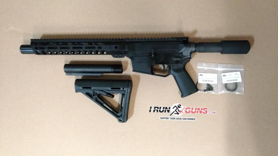 Pa-9 9MM Billet Carbine