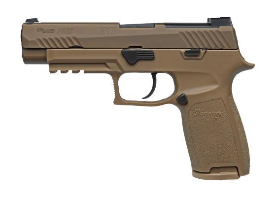 "Sig P320f M17 9mm 4.7"" 17rd"