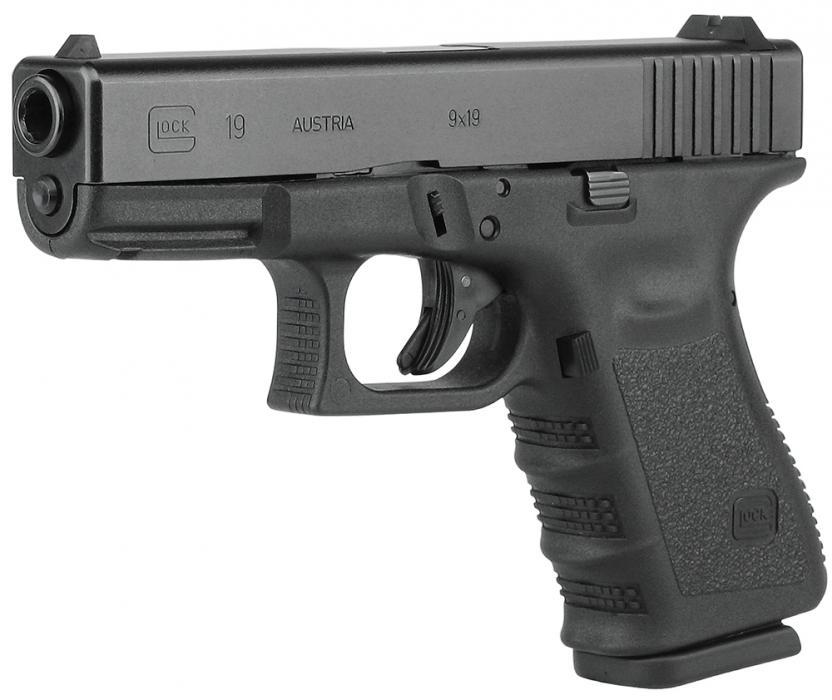 "Glock G19 Standard 9mm 4.02"" 10+1"