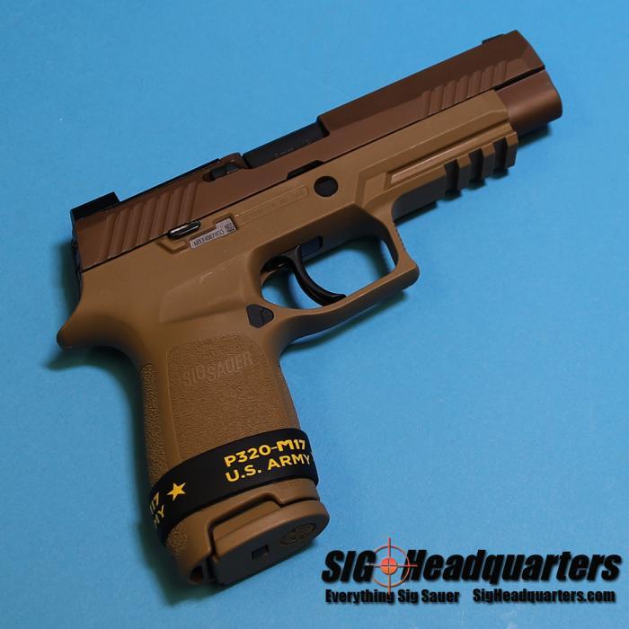 Sig Sauer P320 M-17 9mm