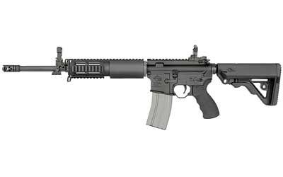 Lar-15 Elite Comp Rifle Chrome Lined