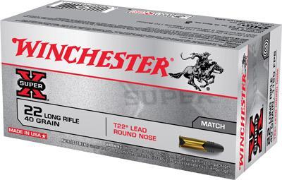 Winchester Ammo Super X 22 LR