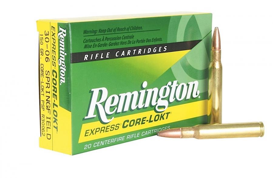 Rem Ammo Core-lokt 300 Win Mag