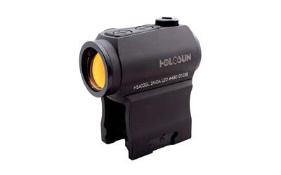 Holosun Cmpt Red Dot Side Battery