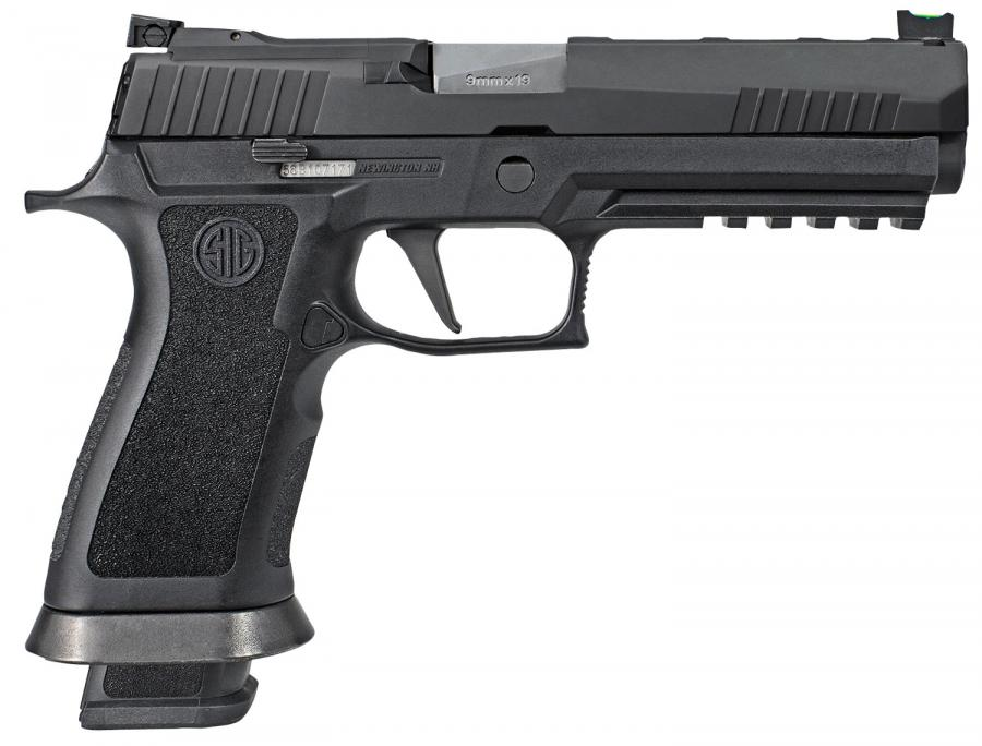 "Sig P320 X-five 9mm 5"" 21rd"