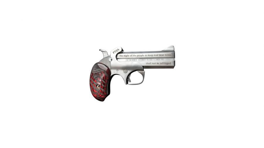 Bond Arms Pt2a 2nd Amendment 45lc/410