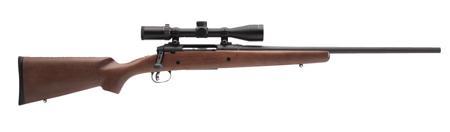 Savage Axis II Hardwood 6.5crd Weaver