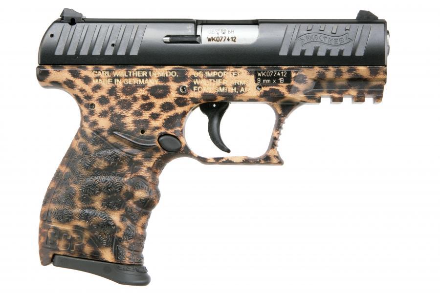 Wai Ccp 9mm Pst 8rd Chtah