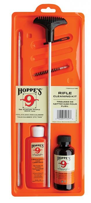 Hoppes Pistol Cleaning Kit Steel Rod