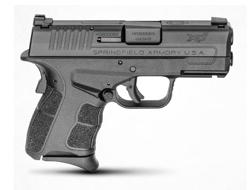 Springfield Xds-9 Mod2 9mm Blk 3.3""