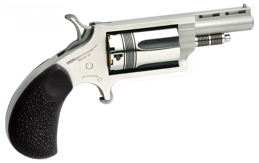 """NAA 22mgrc 22 Magnum 1-5/8"""" Barrel"""