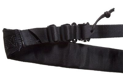 Troy Vtac Wide Padded Sling Black