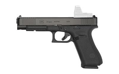 Glock 34 Gen5 9mm 17rd Mos