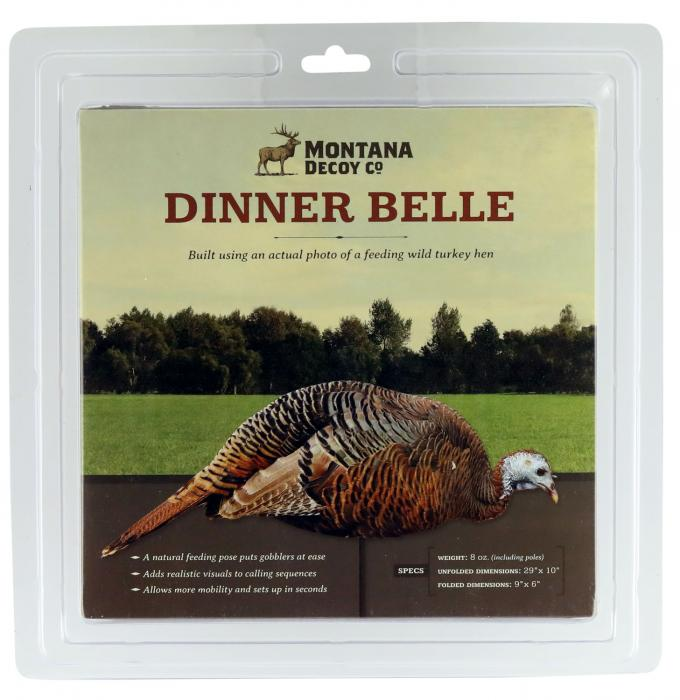 Montana Decoy 0043 Dinner Belle HEN