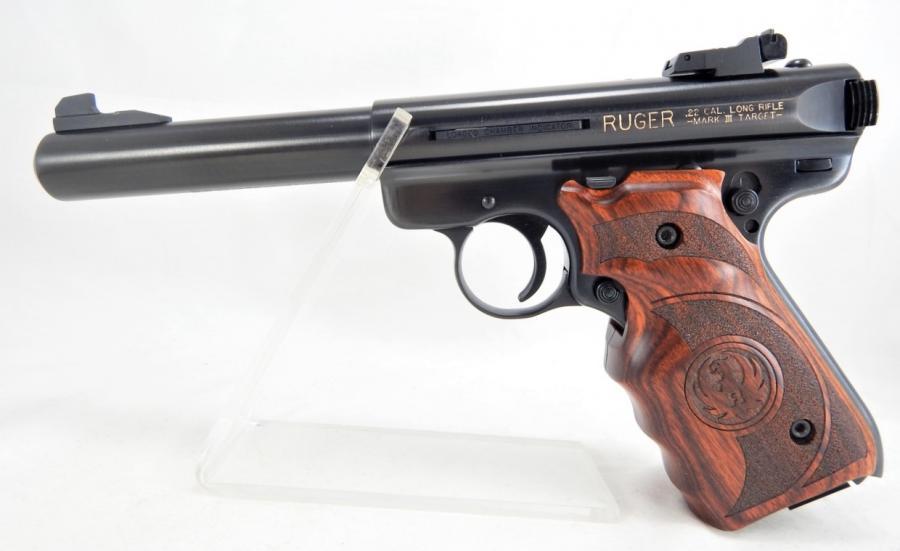 Ruger Mark III Target .22 Cal