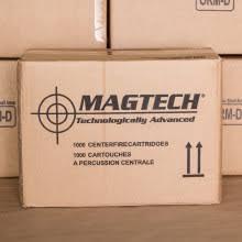 40 S&W 180gr Magtec FMJ 50/1000
