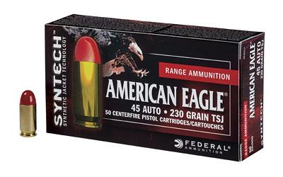 Federal Am Eagle 45acp 230gr Tsj