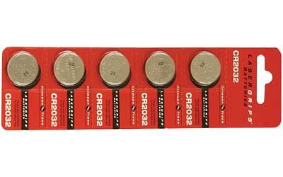 Ctc Cr2032 Battery- 5 Pk