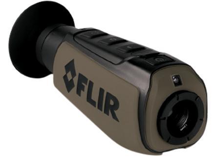 Flir Scout Iii-240 240x180 Thermal NV