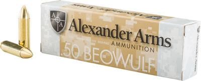 Alexander Ammo .50 Beowulf