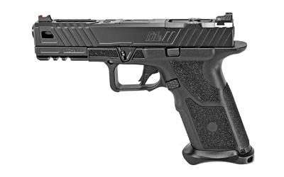 """Zev Oz9 9mm 4.5"""" 17rd Blk"""