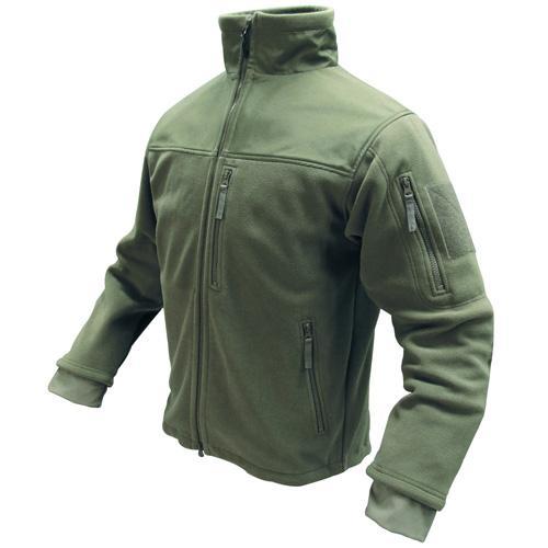 Alpha Micro Fleece Jacket OD Large