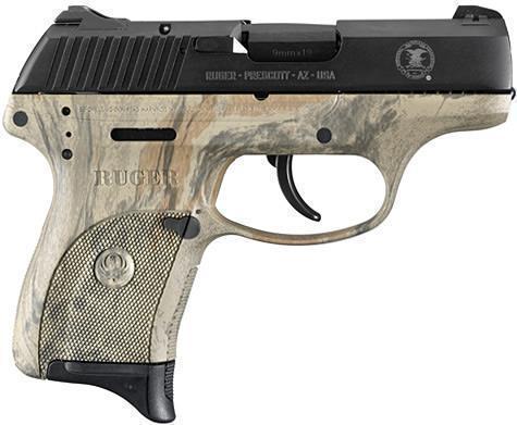 "Ruger LC9 9mm 3.12"" Barrel 7rd"