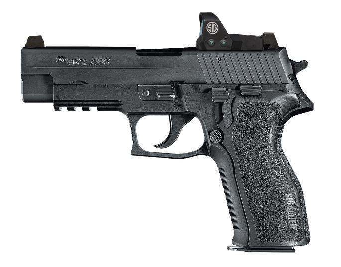 P226 9mm Bl Fs Romeo1 15+1