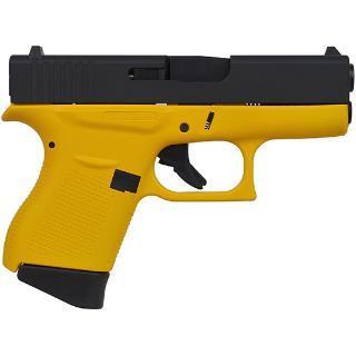 "Glock/glock Inc 43 9x19 3.39"" 6rd"