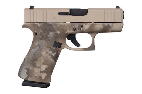 Glk 43x 9mm Des Mlti Stpl