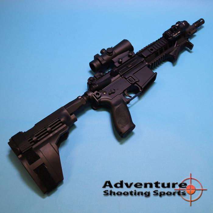 Sig Sauer 516 Pistol W/brace