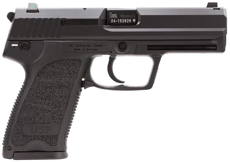 HK 709001lea5 Usp9 Standard V1 3mags