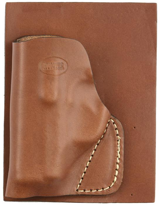 Hunter Company Pocket Brown Leather