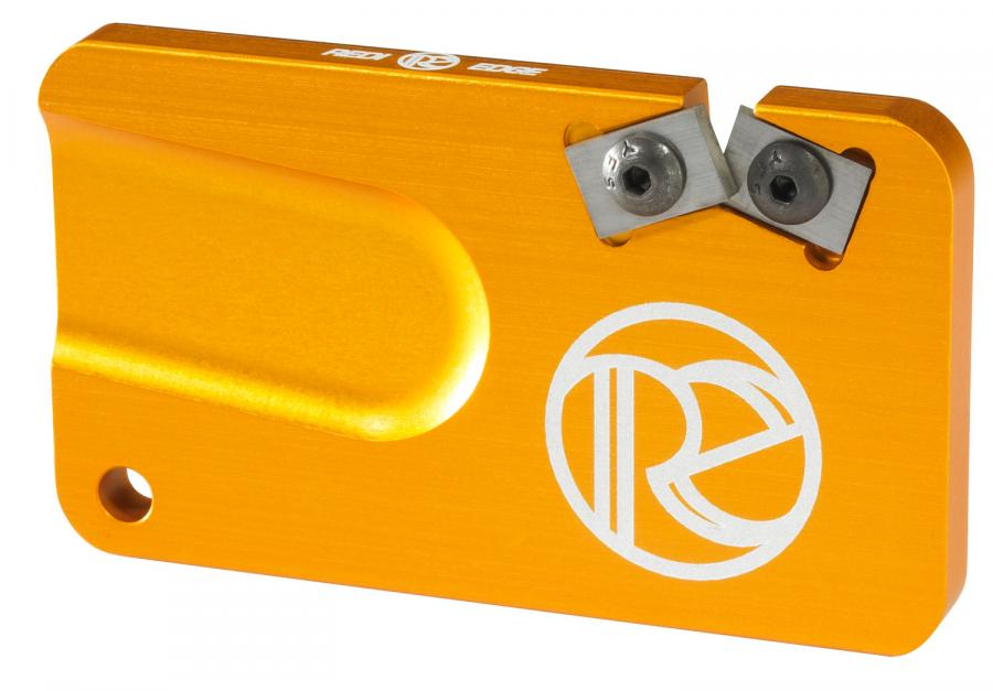 Redi Reps201or Pocket Sharpener Orange