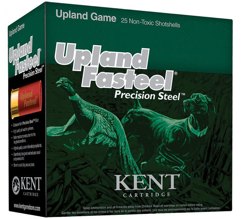 Kent Cartridge Fasteel Precision Steel 12