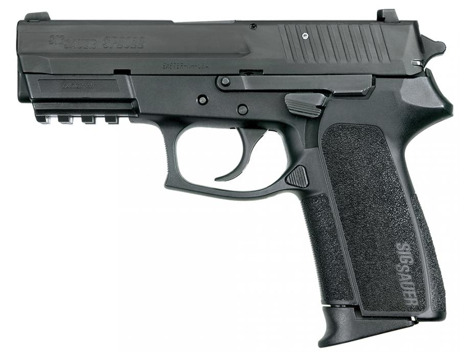 Sig Sp2022 *CA Approved* 40 S&W