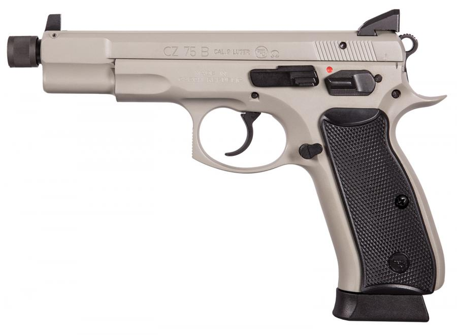 CZ 91235 Cz75b Omega 9MM Grey