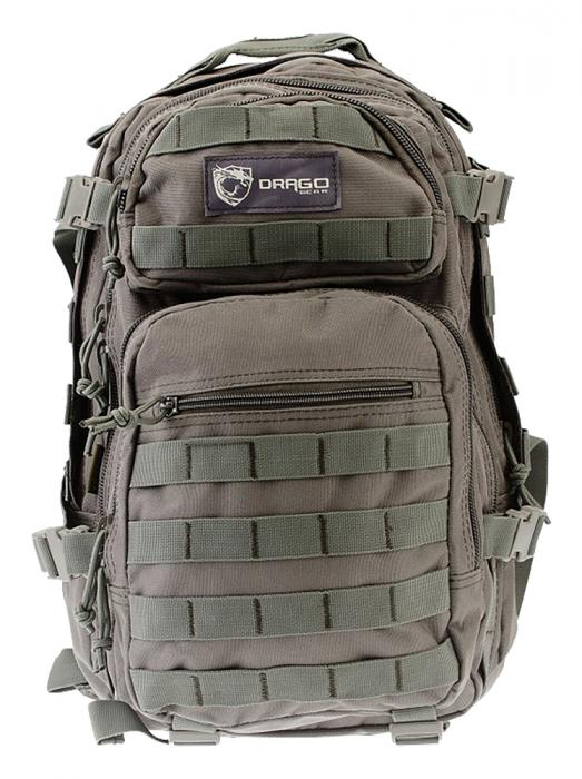 Drago Gear 14305gy Scout Backpack Grey
