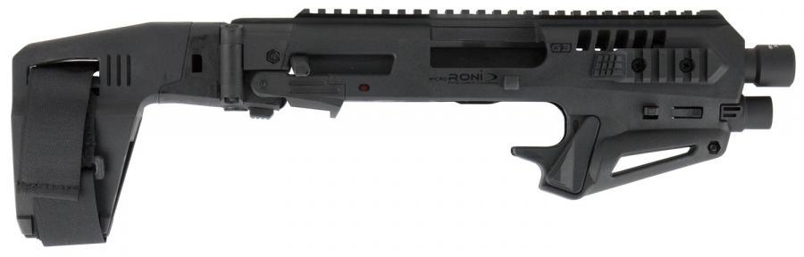 CAA Mic-roni-stab17-3.5 Micro Roni G17 BK