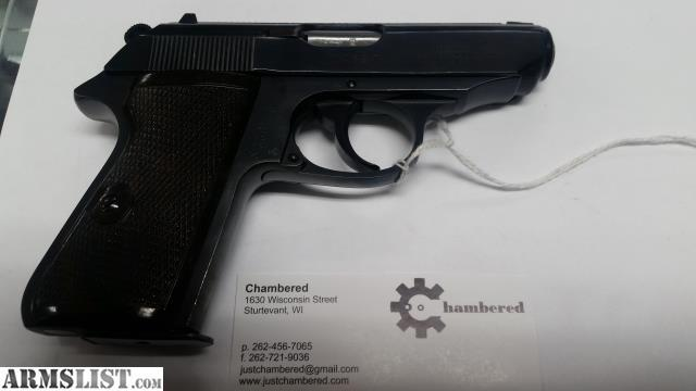 Walther Model Ppk/s